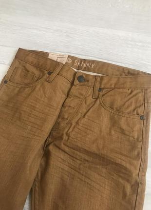 Коричневі джинси tom tailor