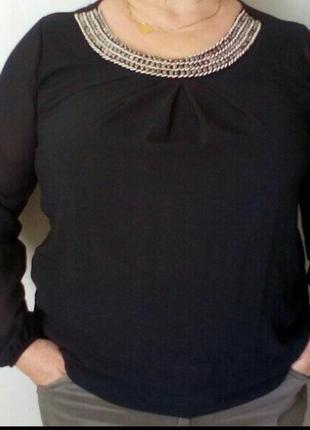 Красивая блузка л-ка