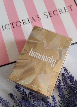 Heavenly victoria's secret роскошные духи парфюмерия сша 50мл