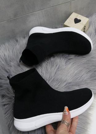 Женские дышащие текстильные кроссовки