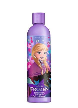 Дитячий гель для душу AVON From the Movie Disney Frozen (200 мл)