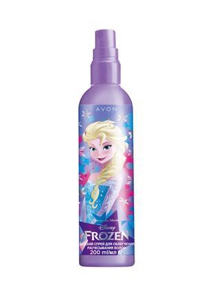 Дитячий спрей для полегшення розчісування волосся AVON From the M