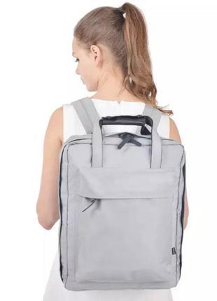 Рюкзак для ручной клади (серый)