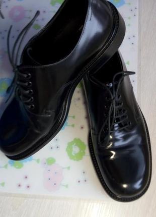 Ботинки туфли мужские hugo boss 40-39 р