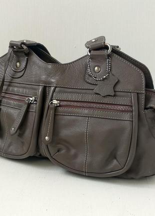👜 итальянская сумка от fabiani, натуральная кожа👜