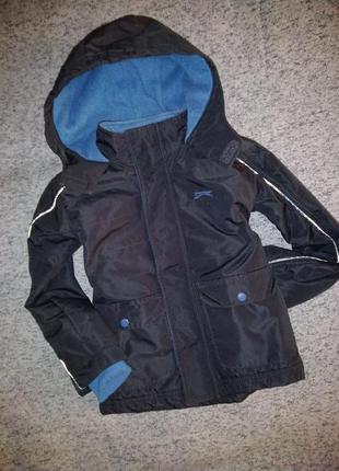 Куртка. slazenger. демисезонная. зимняя 2-3 года.