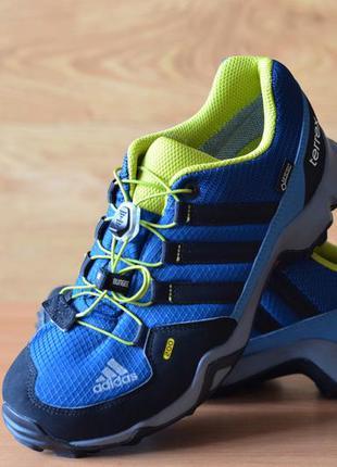 Женские треккинговые кроссовки adidas terrex gtx k, (р. 36)