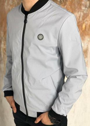 Мужская демисезонная куртка,ветровка,бомбер