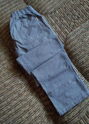 Брюки, штаны в клетку russums