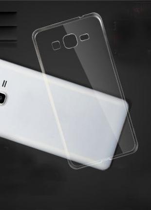 Чехол силиконовый для Samsung Galaxy J3 UltraAir