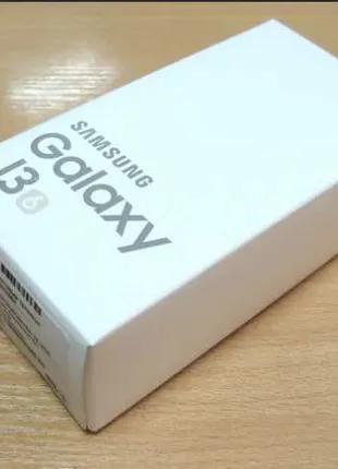 Коробка от смартфона Samsung J3