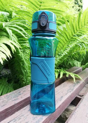 Екопляшки для води та напоїв UZSPACE 500 мл cyan (6010)