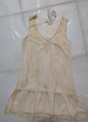 """Платье в стиле """"вечеринка гетсби"""" ретро"""