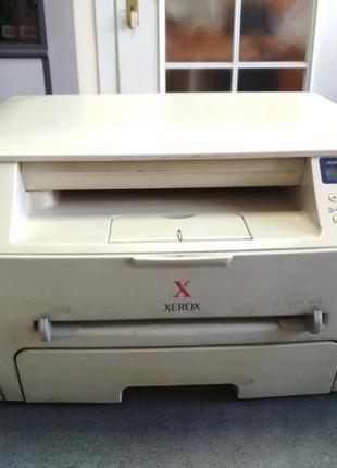 Лазерное МФУ Xerox WorkCentre PE114 (принтер/сканер/копир)