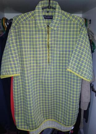 Рубашка, шведка tom tailor l ка