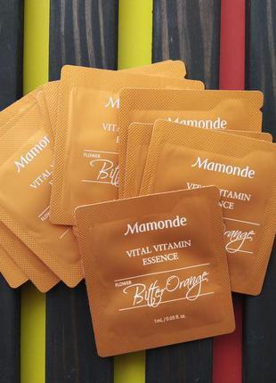 Витаминная эссенция для уставшей кожи mamonde vital vitamin es...