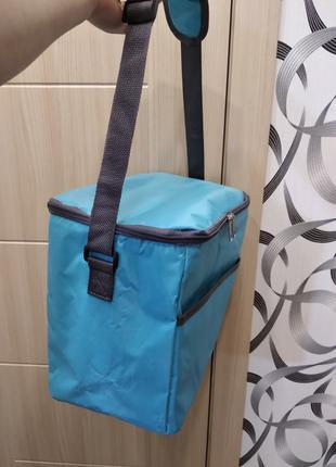 Термосумка 15 л сумка-холодильник изотермическая сумка