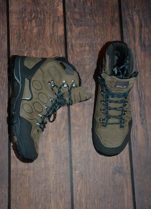 Ботинки jack wolfskin texapore