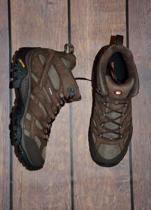 Ботинки merrell gore- tex
