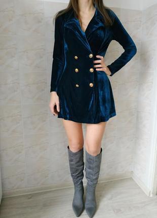 Платье пиджак, женское платье, модное платье, платье