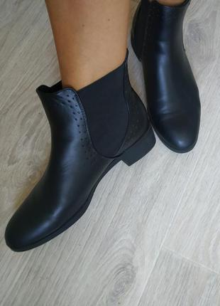 Женские ботинки, ботинки челси, женские модные ботинки