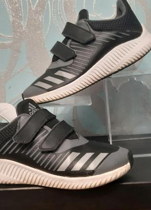 Оригинальные кроссовки adidas детские на липучках