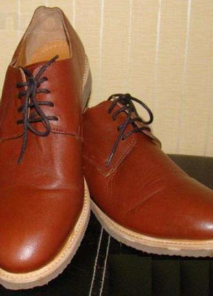 Туфли мужские samuel windsor (англия, ручная работа)