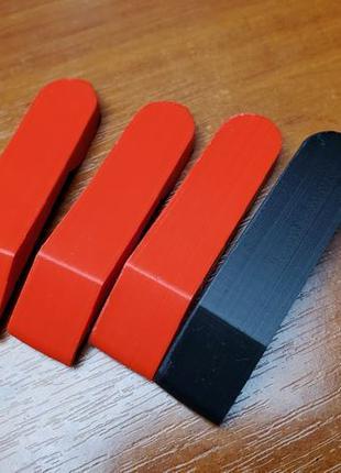 Запчасти заглушки на колпаки гироскутера Ninebot Mini Pro
