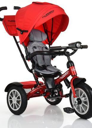 БЕЗ ПРЕДОПЛАТЫ!Детский трехколесный велосипед Turbo-Trike M4057