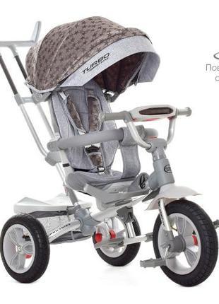 БЕЗ ПРЕДОПЛАТЫ! Детский трехколесный велосипед M 4058 Turbo Trike