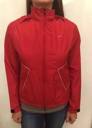 Ветровка мастерка олимпийка куртка от nike xs-s оригинал