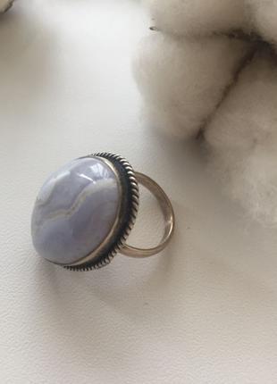 Кольцо, кольцо с натуральным камнем, серебряное кольцо, перстень