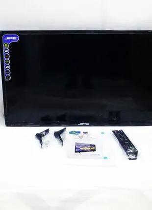 LED Телевизор JPE с диагональю экрана 32 дюймов.
