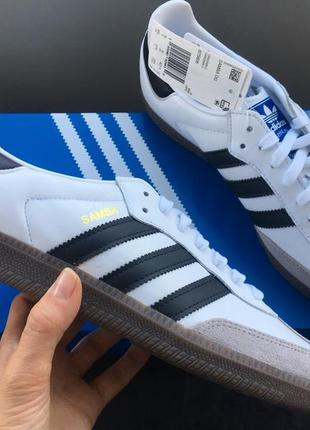 Кроссовки adidas samba оригинал