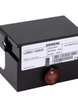 Контроллер Siemens (Landis&Gyr) LGB