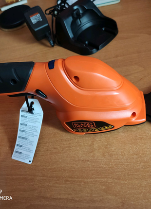 "Триммер для травы""Black & Decker""(GSL200-QW)"