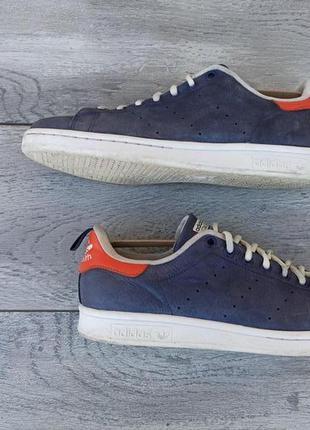 Adidas stan smith мужские кроссовки кожа оригинал весна