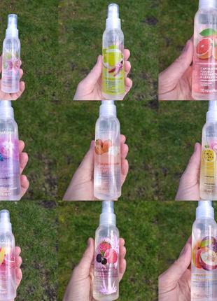 Лосьйон-спрей для тіла avon  «спокуслива полуниця і білий шоко...