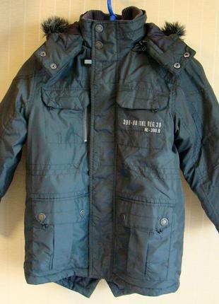 Куртка парка детская next
