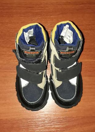 Ботинки демисезонные ricosta(германия)