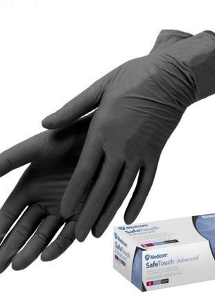 Рукавиці медичні / Одноразовые перчатки нитриловые