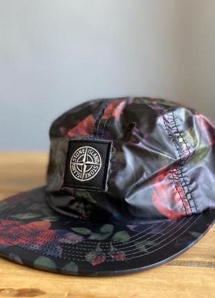 Кепка hat ➕ stone island  supreme оригинал