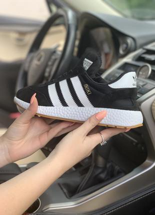 Шикарные женские кроссовки adidas iniki 😍 (весна/ лето/ осень)