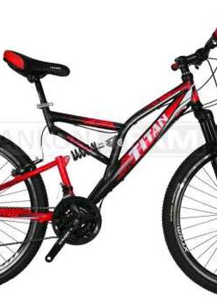 """Велосипед горный 26"""" """"TITAN"""" #GHOST двуподвес"""