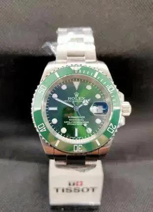Часы мужские Rolex Submariner Hulk 41 мм.