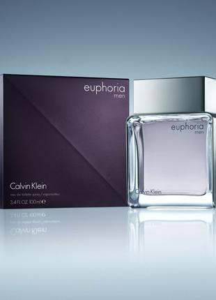 Calvin Klein Euphoria Men_Оригинал EDT_10 мл затест туал.вода