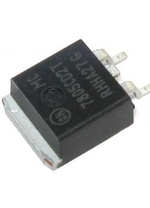 Микросхема 7805CD2T стабилизатор напряжения