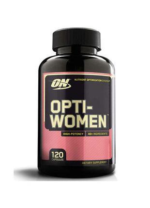 Женские витамины Opti-Women 120 caps минералы иммунитет опти в...