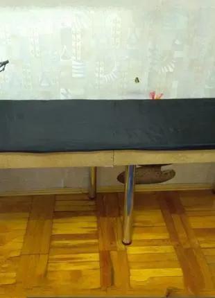 Массажный стол самодельный