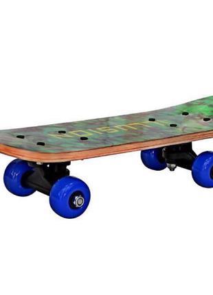 Детский Скейт Illusion в хорошем состоянии.